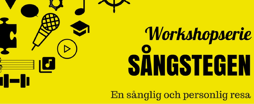 Sångstegen -En utvecklingsstege för sångare