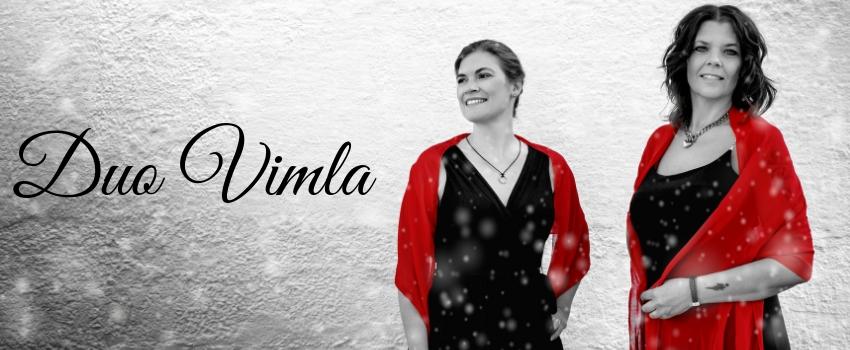 Julstämning med Duo Vimla